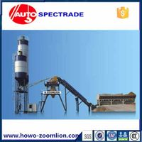 Concrete Batching Plants Zoomlion HZS90P