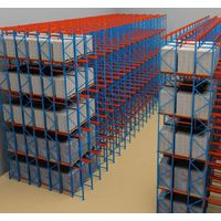 Industrial Warehouse Steel Drive In Racking System