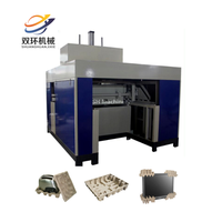 Paper industrial packing making machine