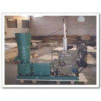Diesel pellet mills 50hp KJ-ZLMP400DE