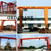 Cheap Price Best Quality Single Girder Gantry Crane