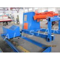10 Ton Hydraulic Uncoiler and Decoiler with Coil Car
