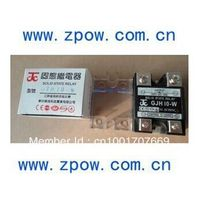 JICHENG single phase zero-crossing AC trigger solid state relay GJH10-W SSR 10A 3-32VDC AC relay