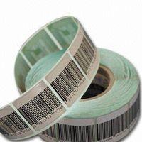 EAS RF soft labels/ soft tags