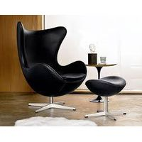 Dark Egg Chair in bulk stock