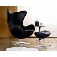 Dark Egg Chair in bulk stock