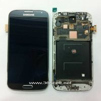 Samsung Galaxy S4 i9500 LCD assembly w/frame thumbnail image
