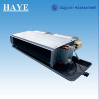 WA Horizontal concealed fan coil