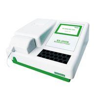 Semi biochemistry analyzer with inside incubator
