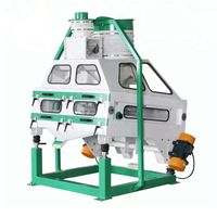Maize Corn Paddy Seed Cleaner And Destoner Machine thumbnail image