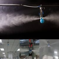 2016 Top Selling Dry Fog Humidifier Misting Sprayer