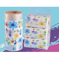 New design custom print tissue wrap plastic packaging laminating roll film thumbnail image