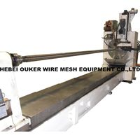 V20 Ouker wire mesh 25mm OD slot tube wedge wire screen welding machine thumbnail image