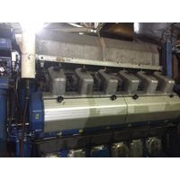 Wartsila 12V200 engine diesel and generator
