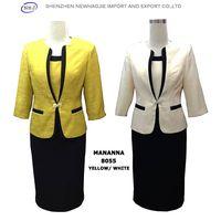 women's suits sale dress suit jacket 2 pieces thumbnail image