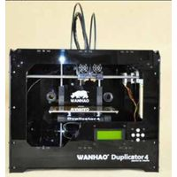 Digital 3D Printing Machine with black case