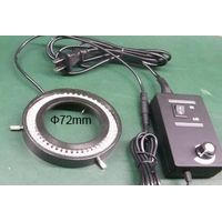 led ring light YK-D72mm microscope spare parts diameter 70mm