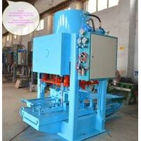 Full automatic JS-600 terrazzo roof and floor concrete tile pressing machine