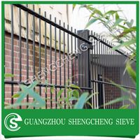 USA popular security enclosure Nylofor 2D fence for sale thumbnail image