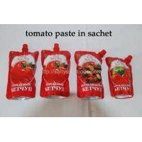 Tomato Paste in sachet