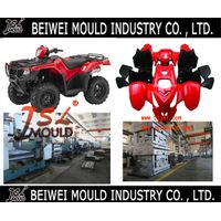 Premium Customized Plastic ATV Parts Mould