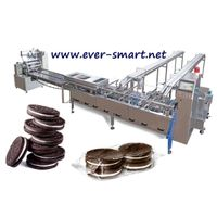 Sandwiching Machine Connect with Packaging Machine