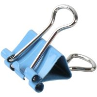 colorful binder clips for school and office supply