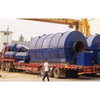 High quality and safty waste tire recycling equipment