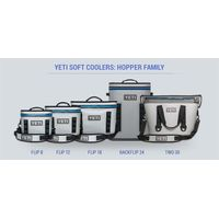 Yeti HOPPER FLIP 8, 12, 18, 24 SOFT COOLER