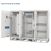 W-TEL MSAN IP66 Outdoor Telecom Industrial Equipment Electrical Control Battery Cabinet Enclosure thumbnail image