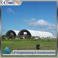 Alibaba china supplier industrial steel space frame storage