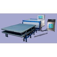 no pressing laminated glass production line ce approved