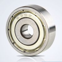 Low nosie 634 635 636 ZZ/2RS Deep groove ball bearings