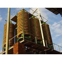 hematite ore neneficiation plant--Spiral chute