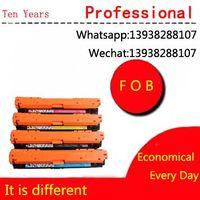 JUEN Color Toner Cartridge 740 741 742 743 Compatible For HP laserjet 5225 thumbnail image