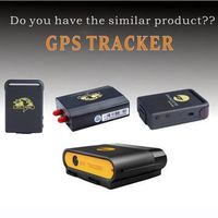 Hot sale GPS trackers,Small and easy to install, GPS Vehicle Tracker
