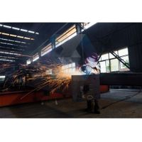 China Prefab Workshop Fabricated Steel Structure manufacturers thumbnail image