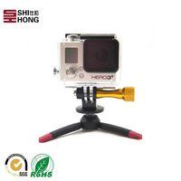 Factory Supply Aluminum Alloy Professional Video Camera Tripod