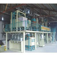 Automatic wheat flour mill complete set equipment