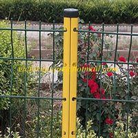 high quality garden fence