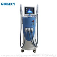 new products 2016 Nd Yag Laser Rf Ipl Beauty Equipment For Hair Removal