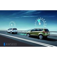 CareDrive vehicle forward anti-collision and lane departure warning system device AWS650