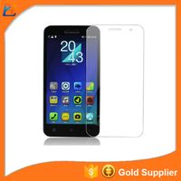 Anti fingerprint 2017 hot tempered glass screen protector for lenovo s650
