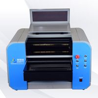 New model 4060 UV flatbed printer