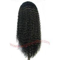 human hair full lace wigs kinky curl thumbnail image