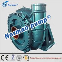 High wear resistant sand dredge pump