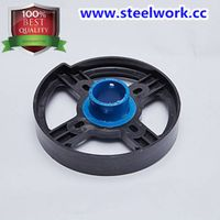 Plastic Pulley Wheel for Roller Shutter Door (F-18)