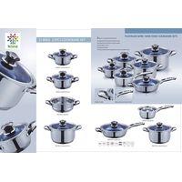 ZJ-B601  12PCS cookware Set thumbnail image