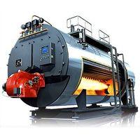 WNS Gas Oil Fired Steam Boiler