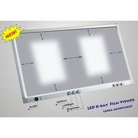 LED X-ray viewer, area & brightness adjuatable, Negatoscope